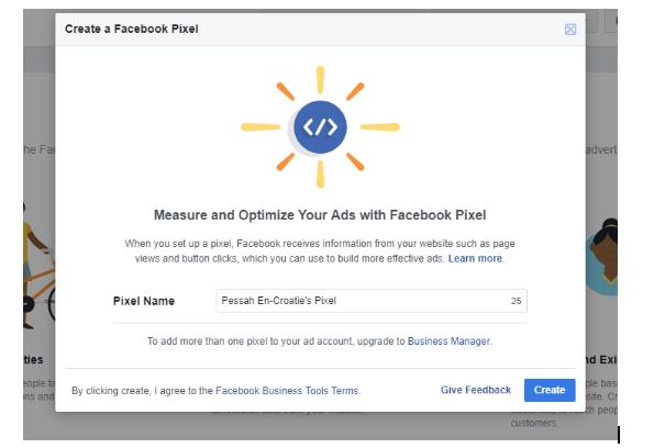 איך להוסיף פיקסל של פייסבוק לאתר וורדפרס