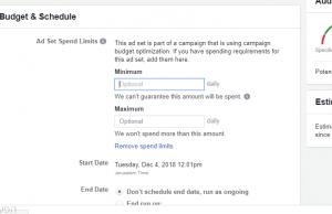 פייסבוק מוסיפים אפשרות חדשה לניהול תקציב קמפיינים לפי הגדרה ראשונית של תקציב כולל / יומי ברמת הקמפיין וחלוקה של התקציב בין קבוצות המודעות. סוף סוף!