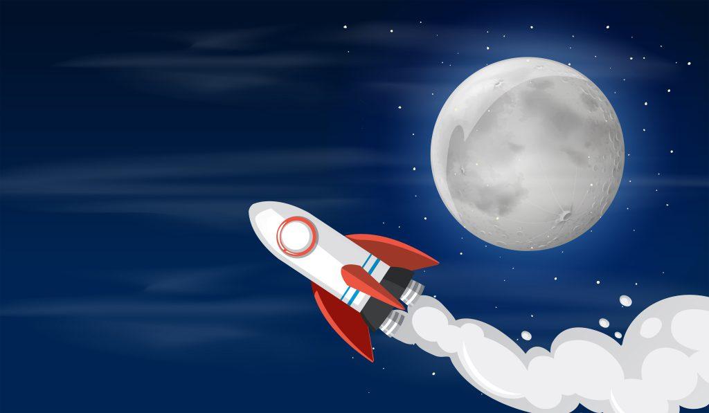 פרסום בפייסבוק - טסים לחלל