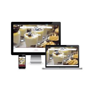 בניית אתר אינטרנט תדמיתי קליר גלאס תעשיות זכוכית מעוצבות